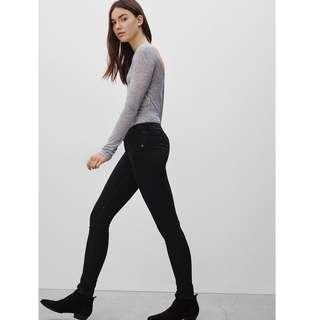 Aritzia Rag & Bone 'The Skinny' Stretch Jeans, size 25
