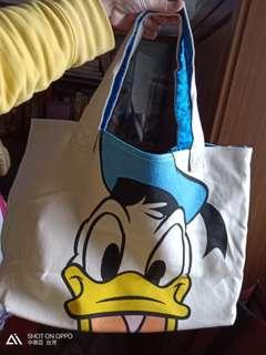 美國迪士尼正版托特包購物袋