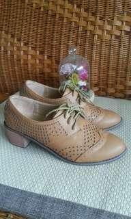 🚚 韓版牛津鞋