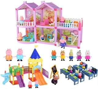 Brand new peppa pig collection