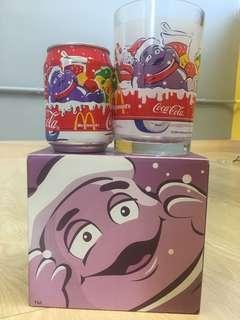 麥當勞x可口可樂2001聖誕限量版 (滑嘟嘟版)