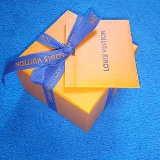 LV mini size paper box full set