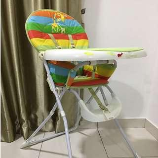 Mothercare Barcelona Highchair