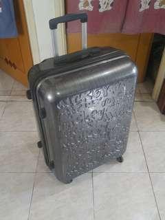 """4 wheels rolling luggage 25"""""""