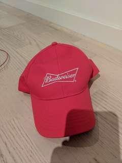 Budweiser baseball cap