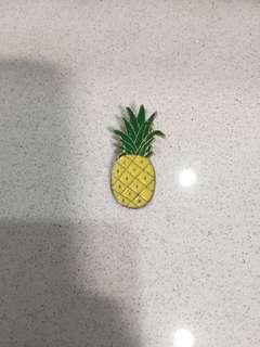 Cute pineapple pin