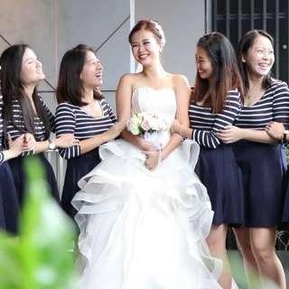 Wedding Videographer Photographer Freelance budget