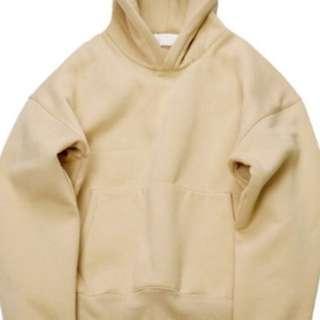 Khaki Winter Hoodie