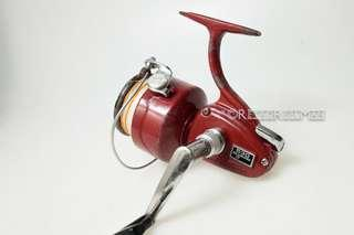 Vintage 1970' Olympic 530 Medium Size Spinning Reel Made in JAPAN