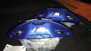 BMW M-Sport Brembo 4pot brake calipers for G12 (Brand New)