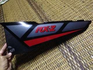 Rxz side cover