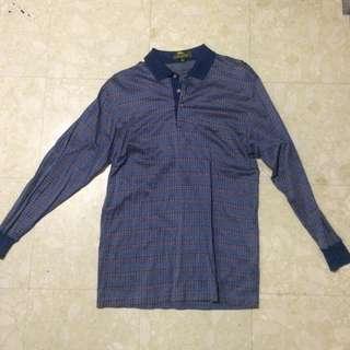 Longchamp Long Sleeves Polo Shirt
