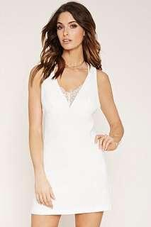 Forever21 Contemporary lace dress