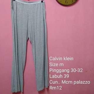 Unisex calvin klein pants