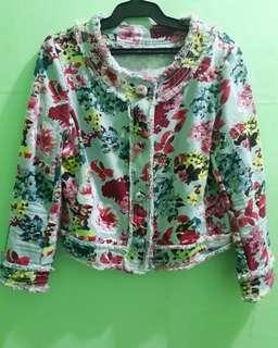 PL Floral Jacket