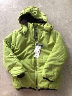 Winter Jacket with Detachable Hood