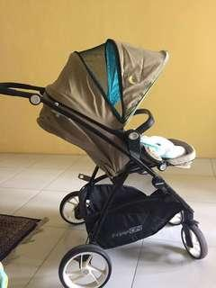 Stroller baby does free on