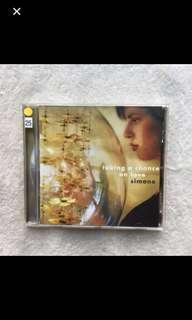 CD: Simone [ taking a chance on love]: As Shown