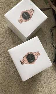 Michael Kors access Bradshaw Smart Watch rose gold