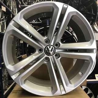 19 inch VW orginal rim ( Remove from new car )