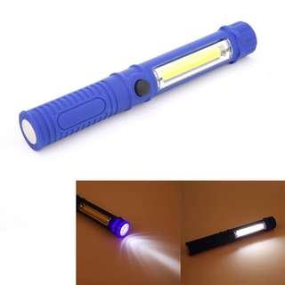 Dual use bright torchlight