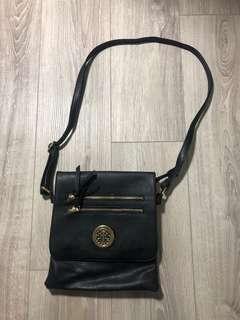 Crossbody Black Bag