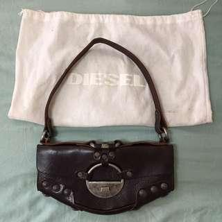 Diesel 真皮皮包 genuine leather made in Italy