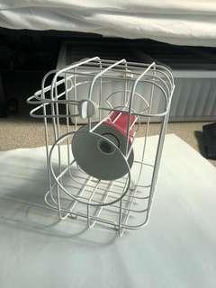 Ikea Caged Table Light by Matali Crasset