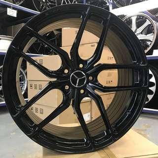 20 inch Light weight wheel for mercedes