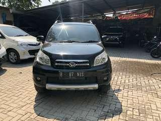 Terios tx manual at 1,5 tahun 2010 super aduhai