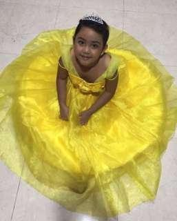 Belle Costume Gown