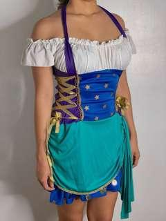 Gypsy Halloweeen Costume for Rent