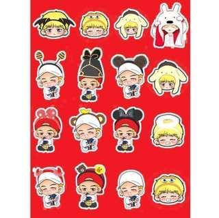 Cute taehyung stickers🤗