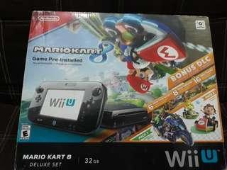 Wii u 32gb with 1 cd games swap s ps4