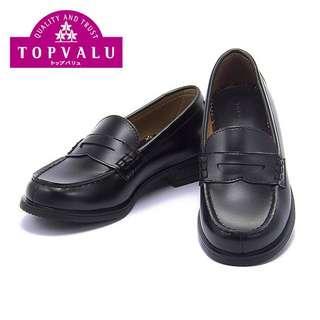 37,38, 39號  Topvalu 全新 日本 返工鞋 護士鞋 抄散鞋 返學鞋 黑色皮鞋