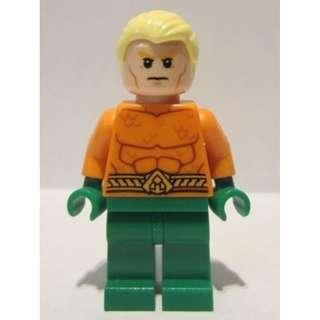 LEGO DC Super Heroes Justic League Aquaman