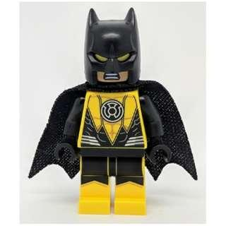 LEGO DC Super Heroes Batman Yellow Lantern Batman