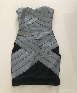 Bandage tube dress