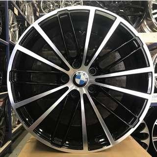 "New Design BMW 19"" Staggered rim"