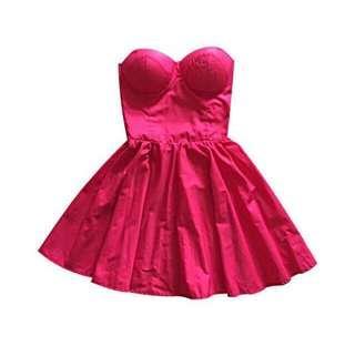 🎃 SALES // Amanda Candy Bustier Dress