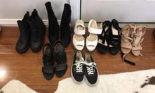 Cheap shoes size 6/7