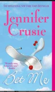 EBOOK bet me by jennifer crusie