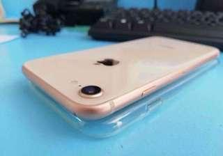 Iphone 8 64gb Smartlocked Rose Gold