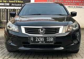 Honda Accord vti at tahun 2008 super istimewa