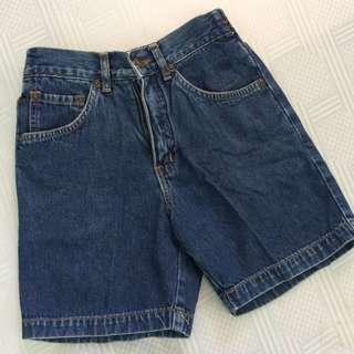 Maong Kids Shorts