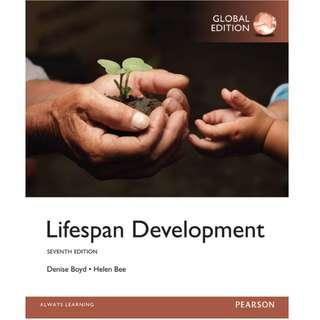 Lifespan Development, 7th edition, Global Edition