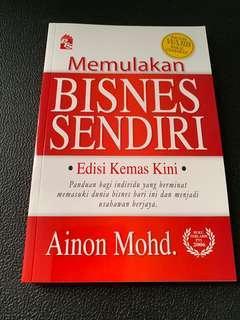 Memulakan Bisnes Sendiri