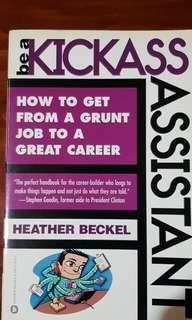 Be a Kickass Assistant by Heather Beckel