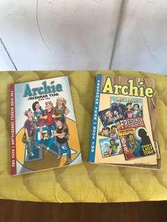 Archie Freshman year book1-2