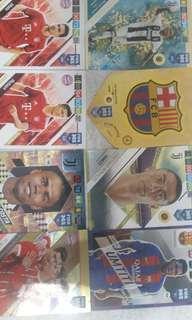 Soccer/Football Cards